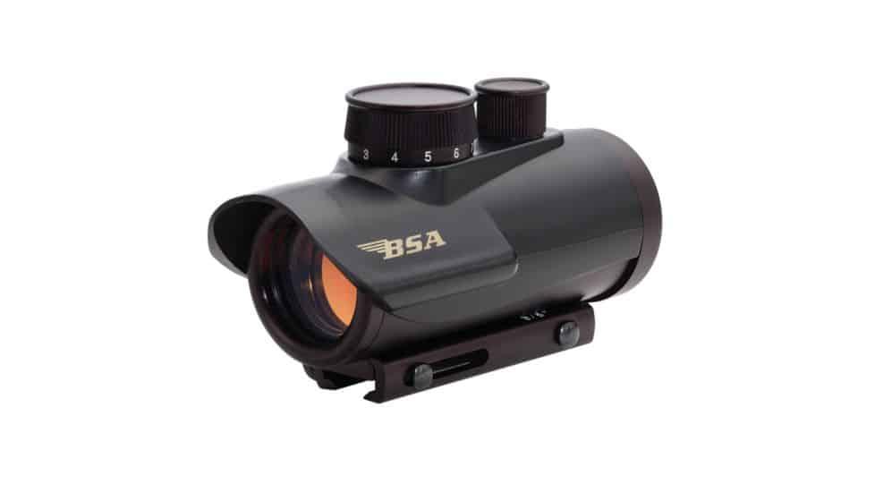 BSA Optics 30mm Red Dot Sight RD30