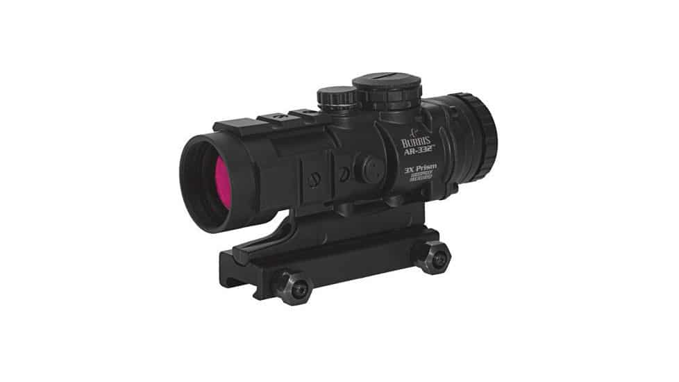 Burris AR-332 3x32mm Prism Red Dot Sight