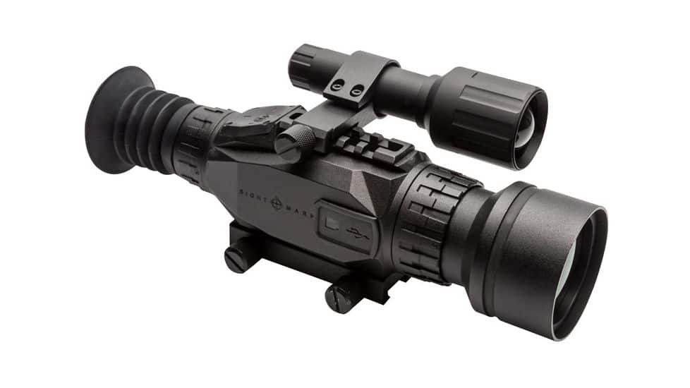 SightMark Wraith HD 4-32x50 Digital Riflescope - Best night vision scopes under $500