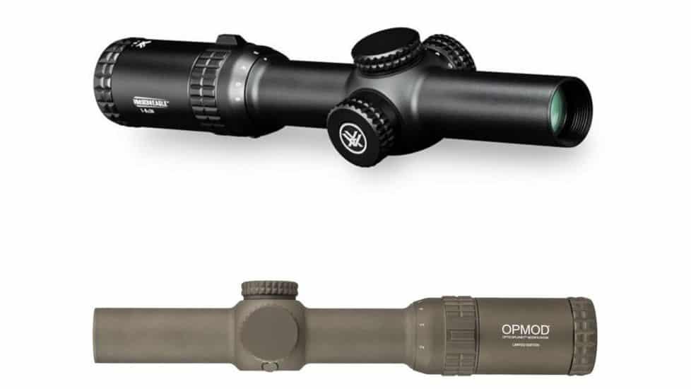 Vortex Strike Eagle 1-6x24mm Rifle Scope