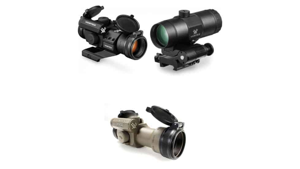 Vortex StrikeFire II Sight W/ 4 MOA Dot