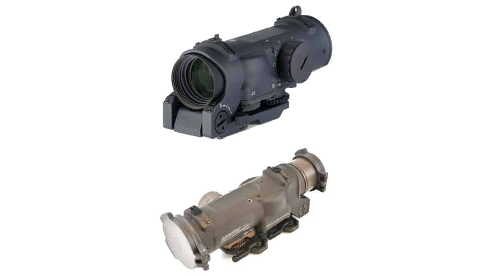 Elcan SpecterDR Dual Role 1-4x Optical Sight - elcan specterdr review