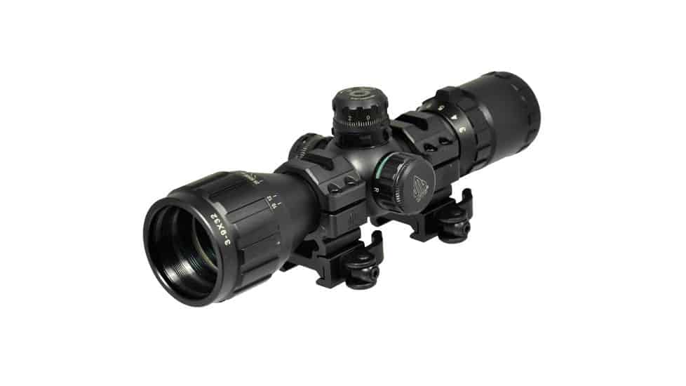 UTG Bug Buster 3-9x32 Riflescope Review