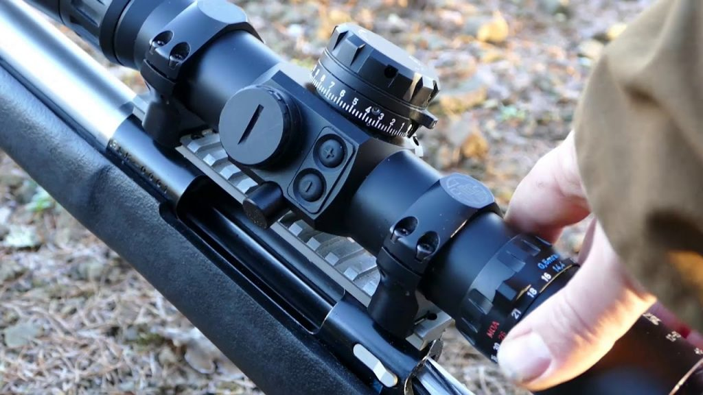Attach Rail to your Rifle