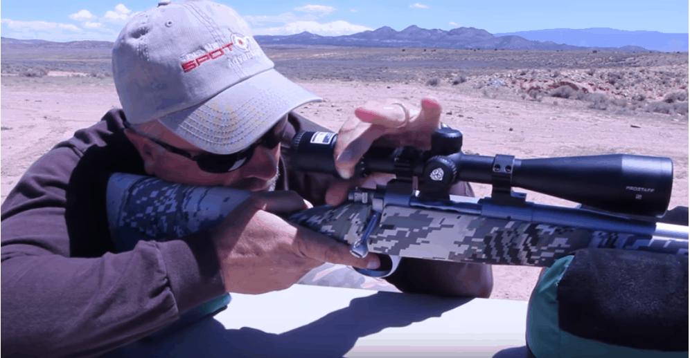 How To Zero Scope Of .22 Rifle