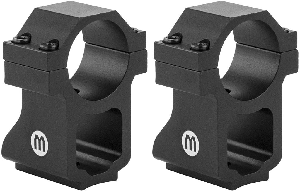 Monstrum Ruger 10/22 Rifle Scope Rings