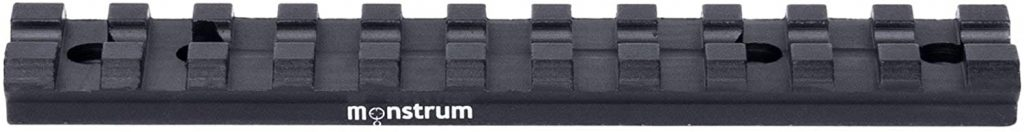 Ruger 10/22 Picatinny Rail Mount For Scopes