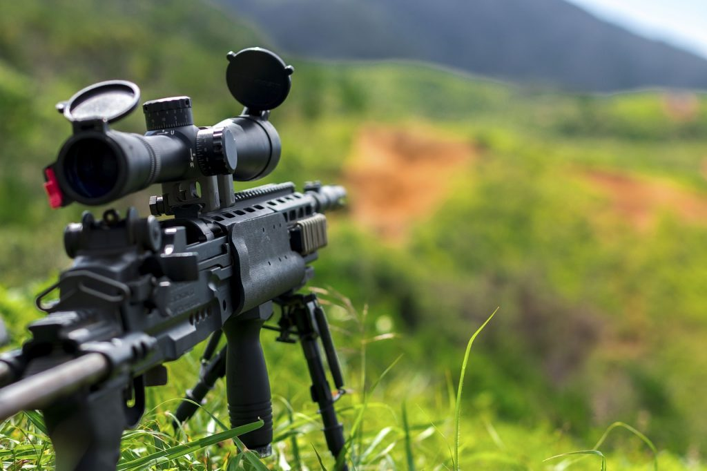 Sight In A Rifle Scope Without A Bore Sighter