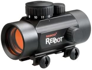 Tasco Red Dot Rifle Scope 5 MOA Dot Reticle