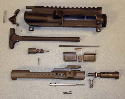 Tools required to mount a scope on AR-15