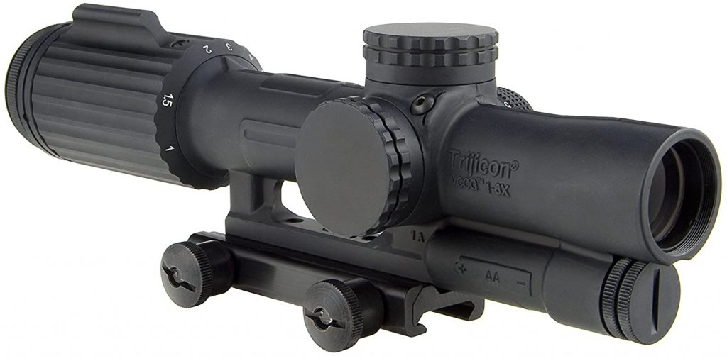 Trijicon VCOG 1-6x24 Rifle Scope