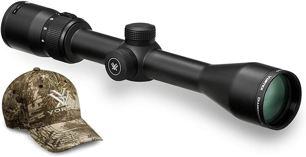 Vortex Optics Diamondback 4-12x40 Second Focal Plane Riflescope