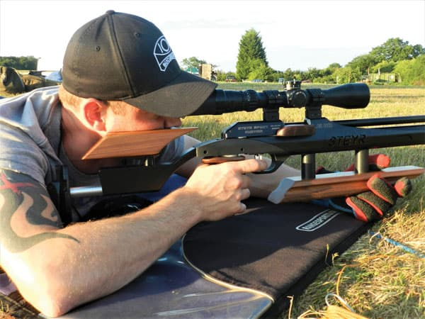 zero in your air rifle scope